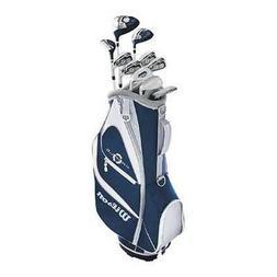 Wilson Profile XD Women's Right Handed Long Golf Club Set Ca