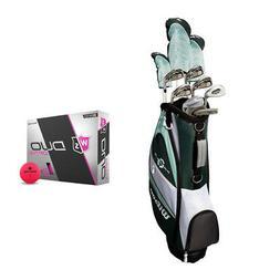 profile xls womens lh flex graphite golf
