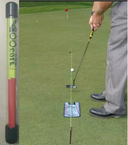 A99 Golf Putting String Guide Line Track with Pegs 1set or 2