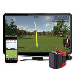 Rapsodo R-Motion and The Golf Club Simulator and Swing Analy
