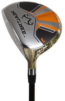 Pinemeadow Golf Men's Realtree Xtra Hybrid Club, Graphite, 1