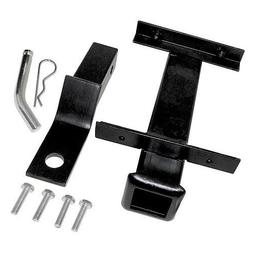 Rear Seat Trailer Hitch with Receiver for Step on Back Of Go