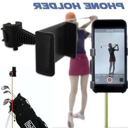 Recording Selfie Golf Club Accessories Phone Holder Golf Ass
