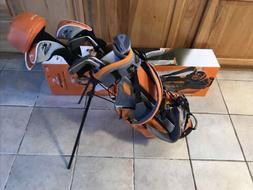 "RH Cobra Rickie Fowler Junior Golf Set 53-60"" Tall Graphite"