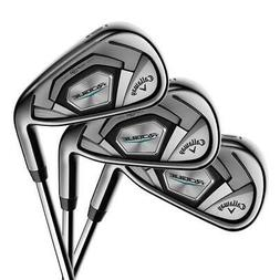 Right Hand Callaway Golf 2018 Men's Rogue Irons Set