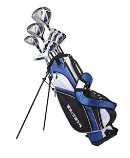 Precise NX460 Men's Complete Golf Clubs Package Set Includes