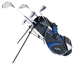 Paragon Rising Star Junior Kids Golf Club Set  Blue RIGHT Ha
