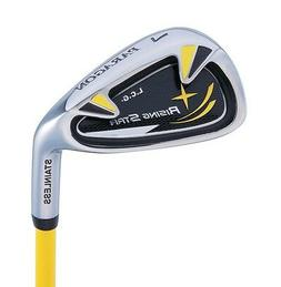 Paragon Rising Star Junior Iron Ages 5-7 Yellow Right-Handed