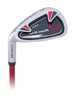 Paragon Rising Star Kids Junior #7 Iron Ages 3-5 Red RIGHT H