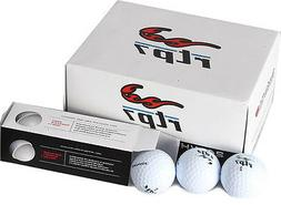 RTP7 Golf Balls, 2 Dozen White