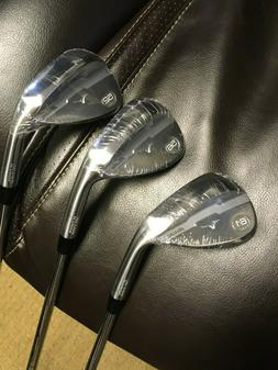 Mizuno S-18 Wedge Set  Clubs