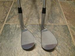 Mizuno S18 54* & 58* Wedge Set Righthanded NICE!!