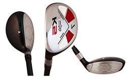 Majek Golf Senior Lady #7 Hybrid Lady Flex Right Handed New