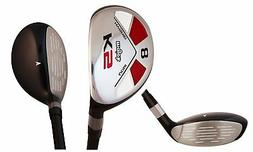 Senior Men's Majek Golf All Hybrid Partial Set  Senior Fle