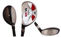 Petite Women's Majek Golf All Hybrid Partial Set  Lady Flex