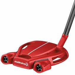 TaylorMade Spider Tour Red Sightline Putter w/ SuperStroke G