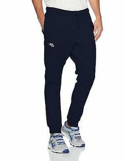 NIKE Sportswear Men's Club Joggers, Obsidian/White, Medium