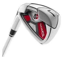 Wilson Staff D300 SL Golf Clubs Iron Set Golfing Mens RH Ste