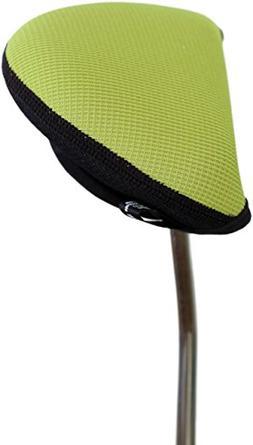 Stealth 2-Ball Mallet Putter Headcover-Putter-Wasabi