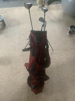 Nike STORM Golf VRS Junior Golf Clubs Set...