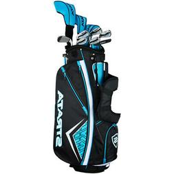 strata plus 14 piece ladies golf set
