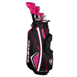 strata women 11 piece complete golf set