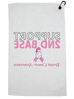 Hollywood Thread Support 2nd Base Breast Cancer Awareness Go