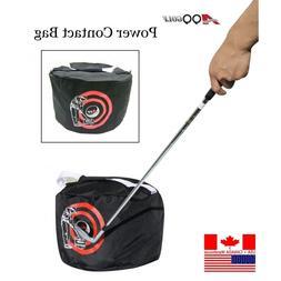 A99 Golf Swing Training Aids Golf Impact Contact Power Smash