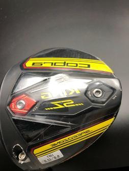 Cobra SZ Speedzone Yellow Driver 10.5' Project X Smoke 6.0 6