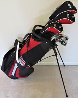 "Tall Men's Golf Set Clubs for Men 6'0""- 6'6"" Complete Driver"