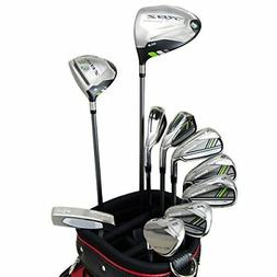 TAYLOR MADE rocket Balls set of golf clubs  Caddy 2017 Men's