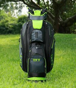 EG Eagole TD Golf Cart bag 14 Way One Slot for Oversized Gri