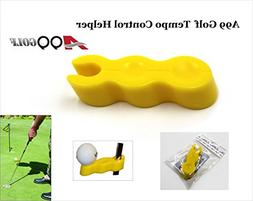 A99 Golf Tempo Tray Control Helper Practice Aids Putting Aid