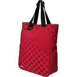 GloveIt Women's Tennis Tote Bag - Big Fashion Tote Bag for W