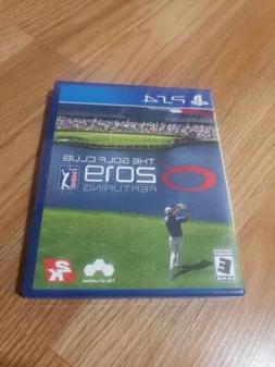 The Golf Club 2019 Featuring PGA Tour  - NEW STORE SEALED FA