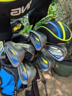Ping Thrive Teen Golf Set, 10 clubs