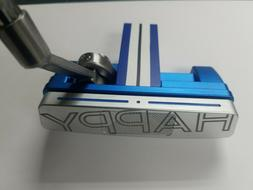 HAPPY PUTTER TOUR MM1 NEW WITH ALL THE PARTS AND HEADCOVER 3