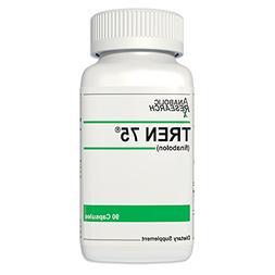 Tren 75 - Fat burner, muscle hardening, power and vascularit