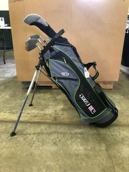 U.S. Kids 2017 Golf Ultra Light, 5 Club Carry Golf Set with