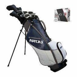 Wilson Ultra Mens 13 Piece Right Handed Complete Golf Club S