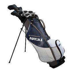 Wilson Ultra Men's 13-Piece, Right-Handed Golf Club Set w/ B