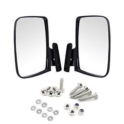 moveland Universal Golf Cart Side View Mirrors for EzGo Club