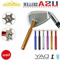 *US Golf Club Wedge & Iron Groove-Sharpener & Regrooving Cle