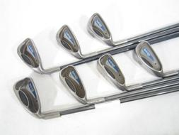 Used Ping G2 Hl Iron Set Right-handed Steel Stiff