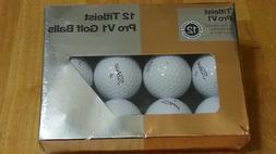 Titleist Pro V1 Mint Refinished Official Golf Balls  Packagi