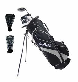 Winfield VERTEX Men's Golf Package Set / 12-pc Pkg / RIGHT H