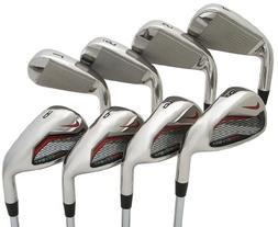 Nike Golf Men's VRS Covert 2.0 Cast Golf Irons Set, Left Han