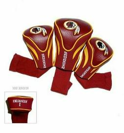 Washington Redskins Contour Fit Headcover Set