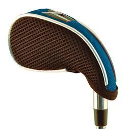 WeatherWick Golf Club Iron Head Covers - BLUE - Universal Fi