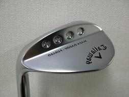 Callaway Wedge Open Box MACK DADDY FORGED Chrome 54 degree D